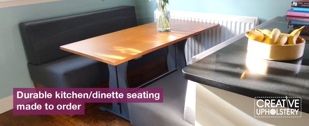 kitchen/dinette seating area in Perth