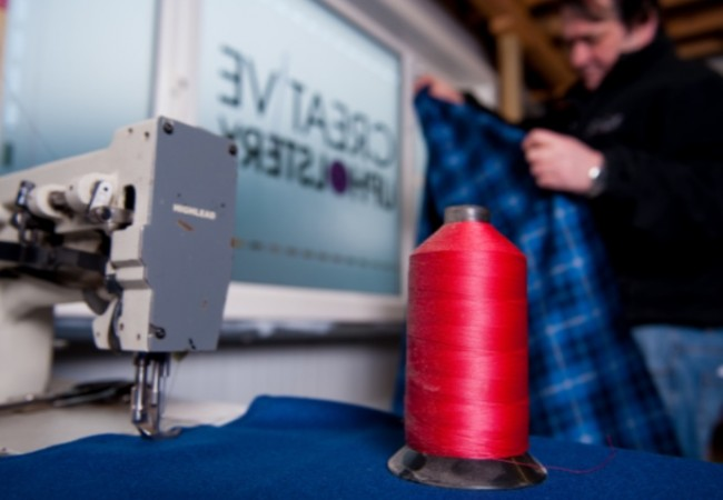 Creative Upholstery - Manufacturing Page